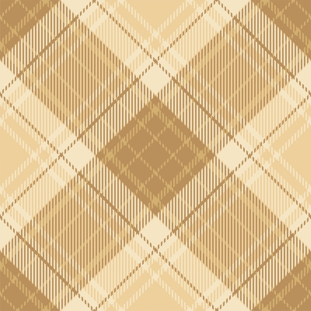 Tartan scotland seamless plaid pattern . retro background fabric. vintage check color square geometric texture for textile print, wrapping paper, gift card, wallpaper  . Premium Vector