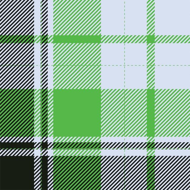 タータンスコットランドシームレスな格子縞のパターン。レトロな背景の生地。ビンテージチェック色の正方形の幾何学的なテクスチャー。 Premiumベクター