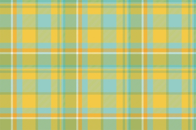 Tartan scotland seamless plaid pattern . retro background fabric. vintage check color square geometric texture. Premium Vector