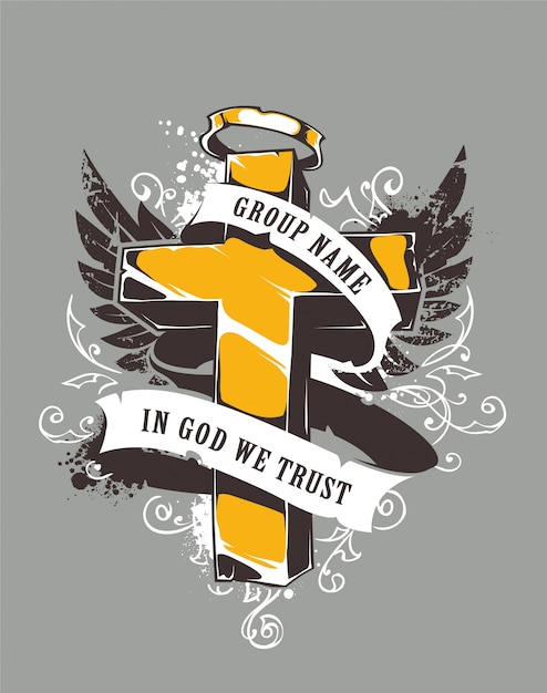 In God We Trust Vectors Photos And Psd Files Free Download