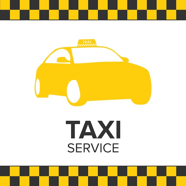 Taxi Logo Template Vector Free Download
