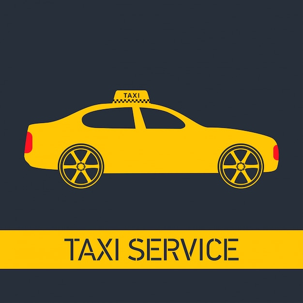 Taxi Service Logo Template Vector Free Download