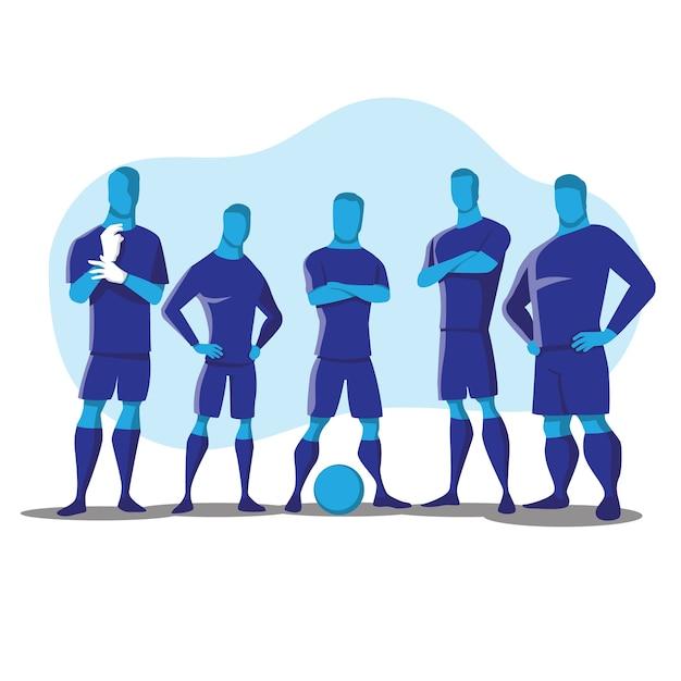 Картинка с надписью персонал-это как футбольная команда, работников рекламы картинки