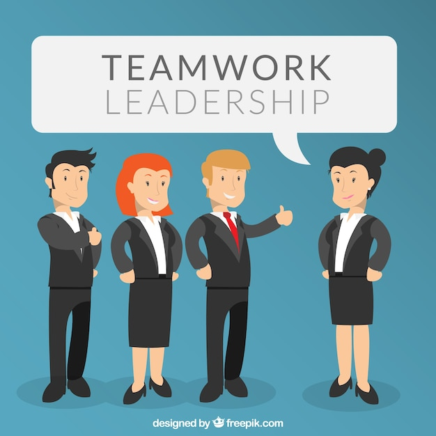 Teamwork leadership