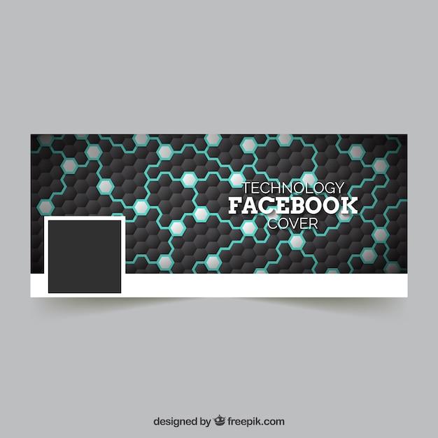 Tech facebook cover