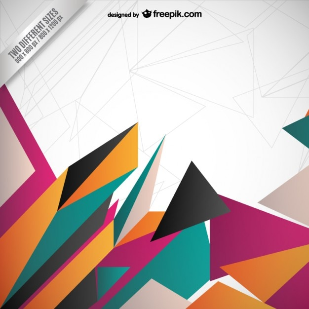 techno geometrical background vector free download rh freepik com free vector backgrounds download free vector backgrounds abstract