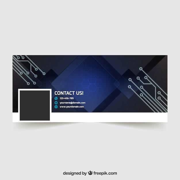 Technologic facebook cover
