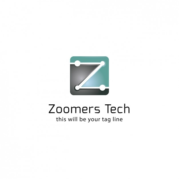 Technological Business Logo Template