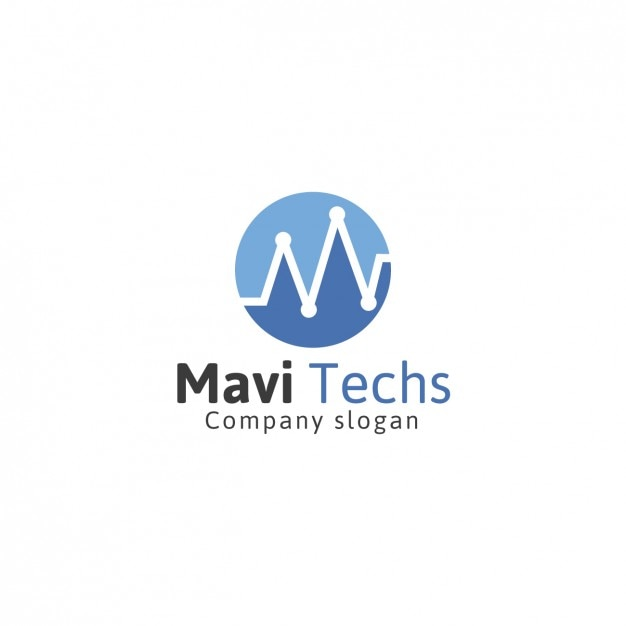 TEchnological Company Logo Template