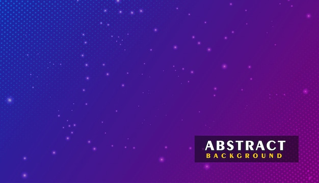 Technology background design with light particle effects Premium Vector
