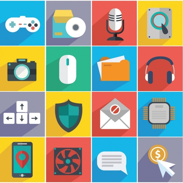 Information technology icons free vector download (28,141 free.