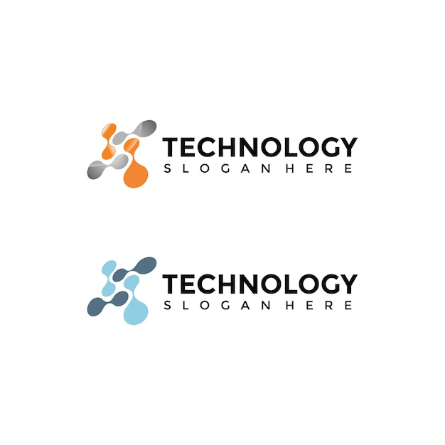 technology template vector eps premium illustrator illustration freepik orbit creative informatics hexagon rings shape web
