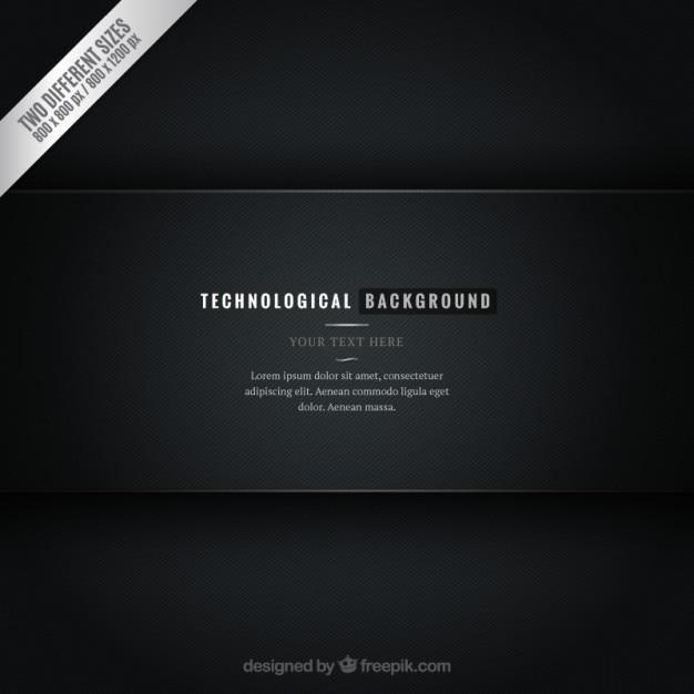 Серый фон techonological Бесплатные векторы