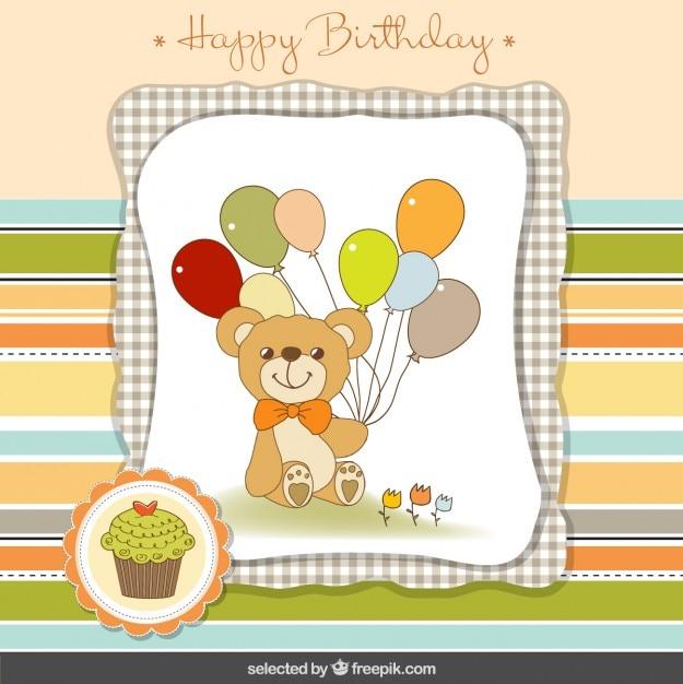 Tatty Teddy Birthday Balloons