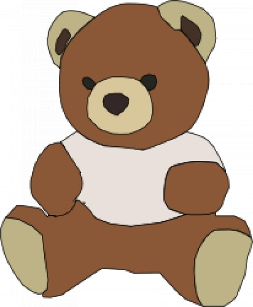 teddy bear vector free download Baby Shower Clip Art Templates Baby Shower Clip Art Templates