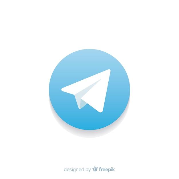 Image result for telegram icon freepik
