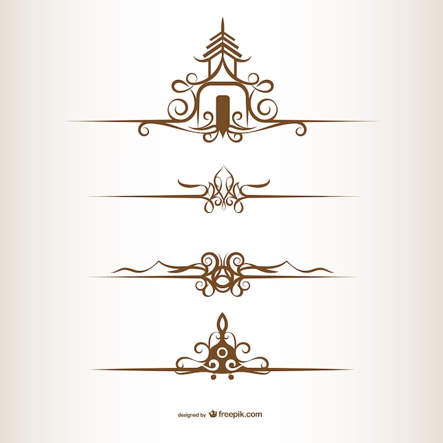 Line Art Design Vector Free Download : Thailand vectors photos and psd files free download