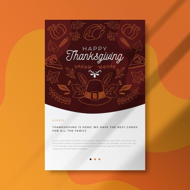 Free Vector Thanksgiving Blog Post