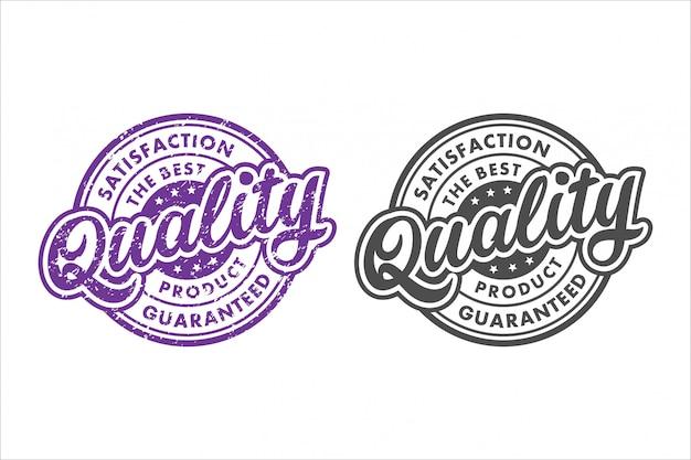 Наивысшее качество продукции удовлетворено гарантированной маркой Premium векторы