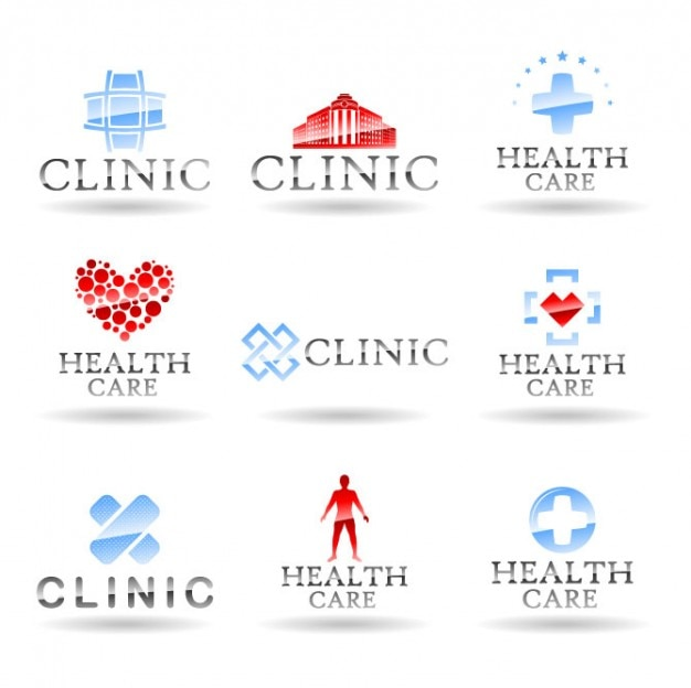 the medicine logo designed vector 2 download free vector free vector