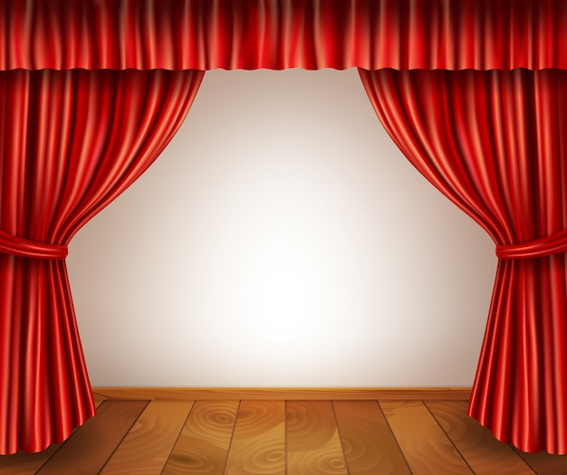 Theater stage background vector free download theater stage background free vector junglespirit Gallery