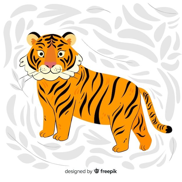 Tiger Free Vector