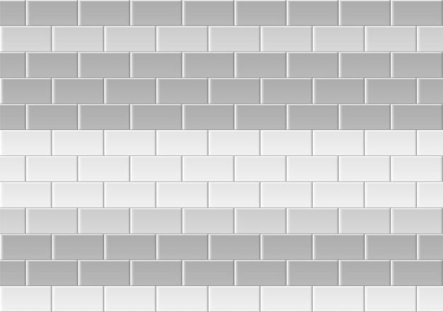 Плитки фона. кирпичная текстура. квадратные плитки. Premium векторы