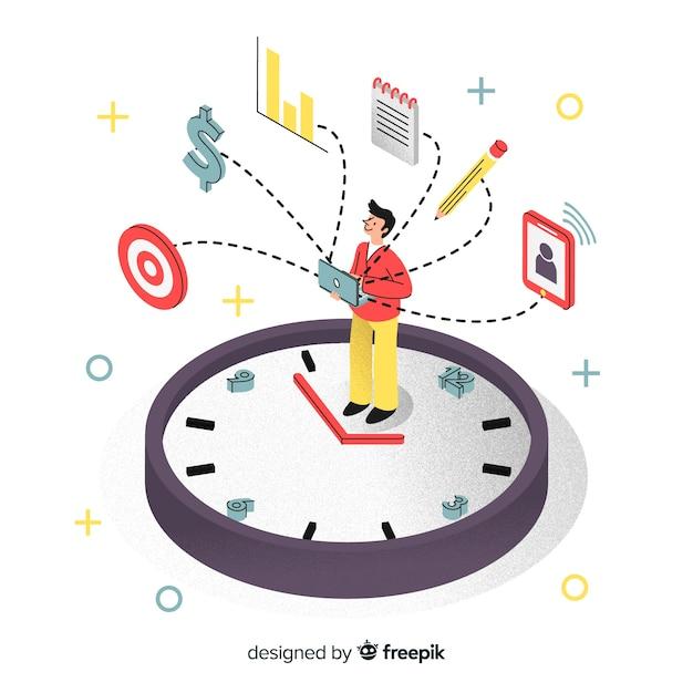 Organizar tu tiempo