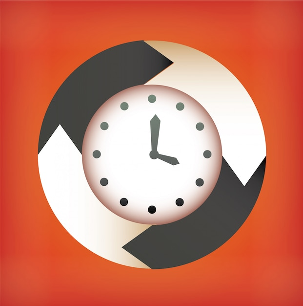 Time Free Vector