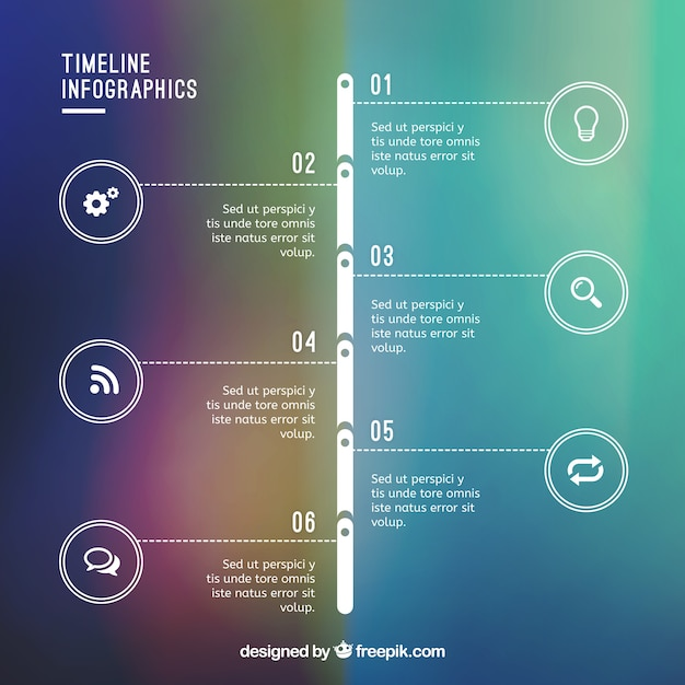 Timelines Vectors, Photos and PSD files | Free Download