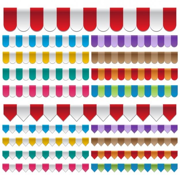Toldos de colores vector free download - Toldos colores ...