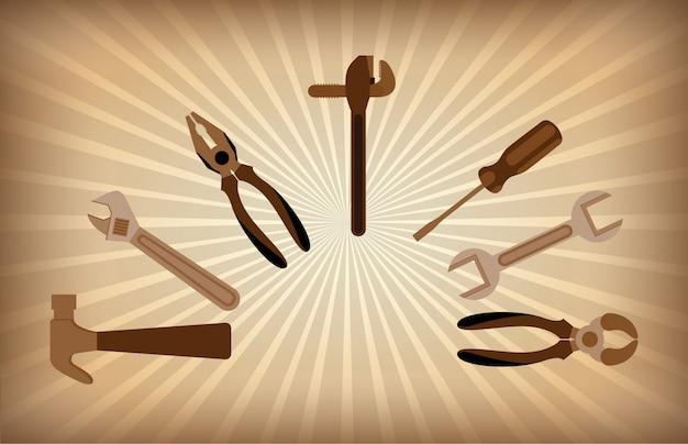 Tools Free Vector
