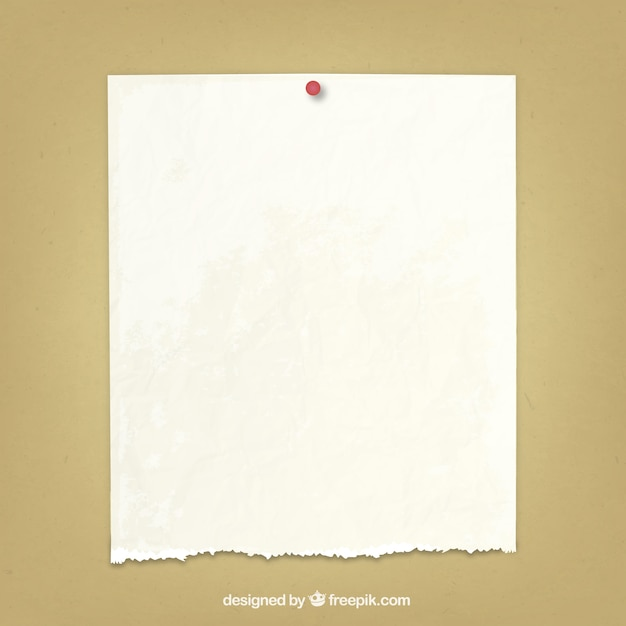 Torn paper Premium Vector