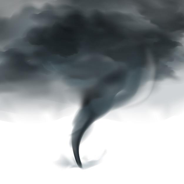 Tornado Vettore gratuito