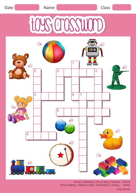 Crossword Puzzle Vectors Photos And Psd Files Free Download