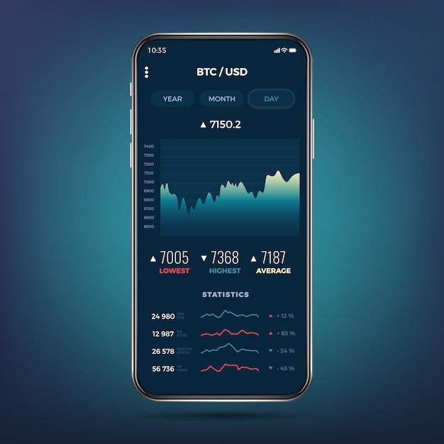 cryptocurrency phone app