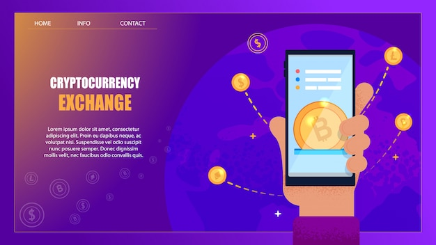 exchange trading cryptocurrency