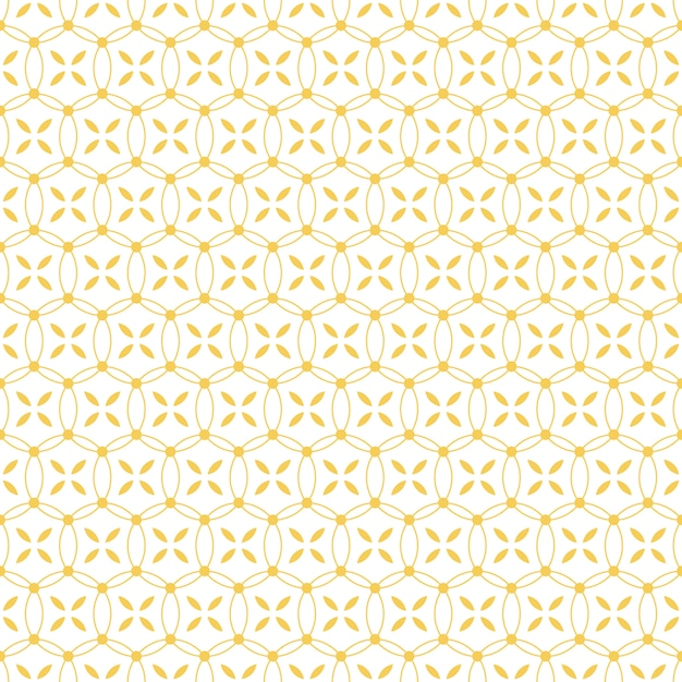 Traditional Batik Seamless Pattern Background Wallpaper In
