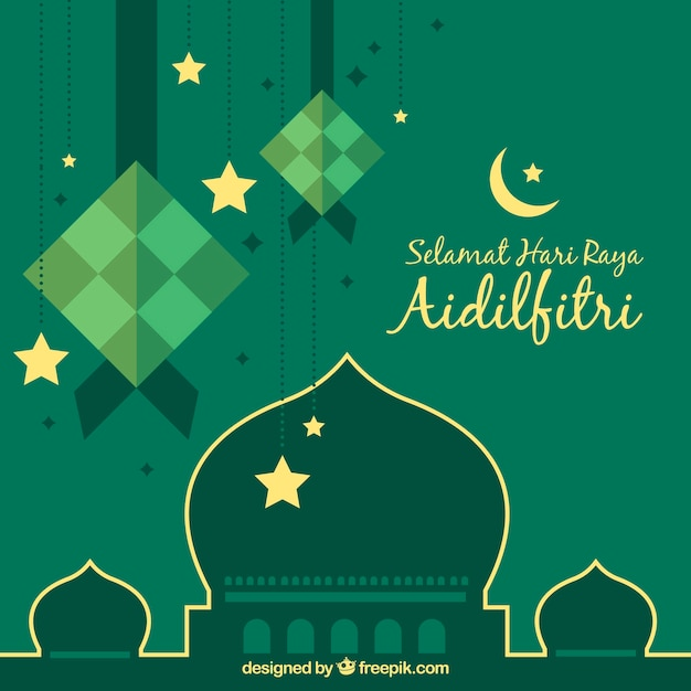 hari raya vectors  photos and psd files
