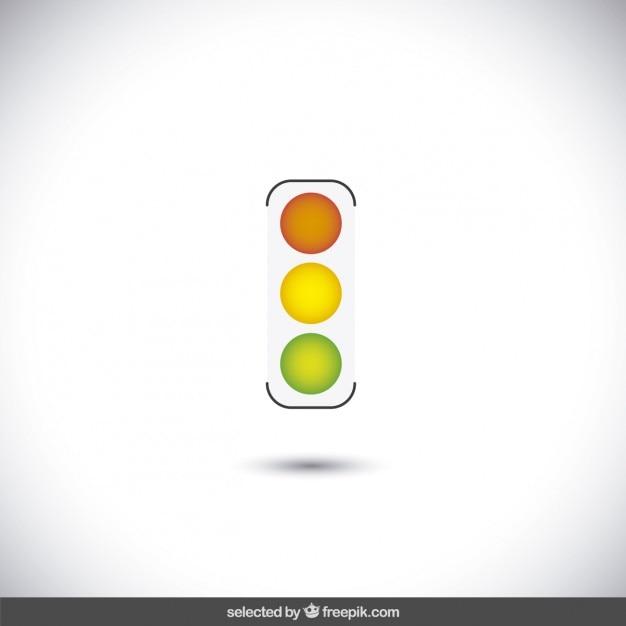 free vector traffic light logo free vector traffic light logo