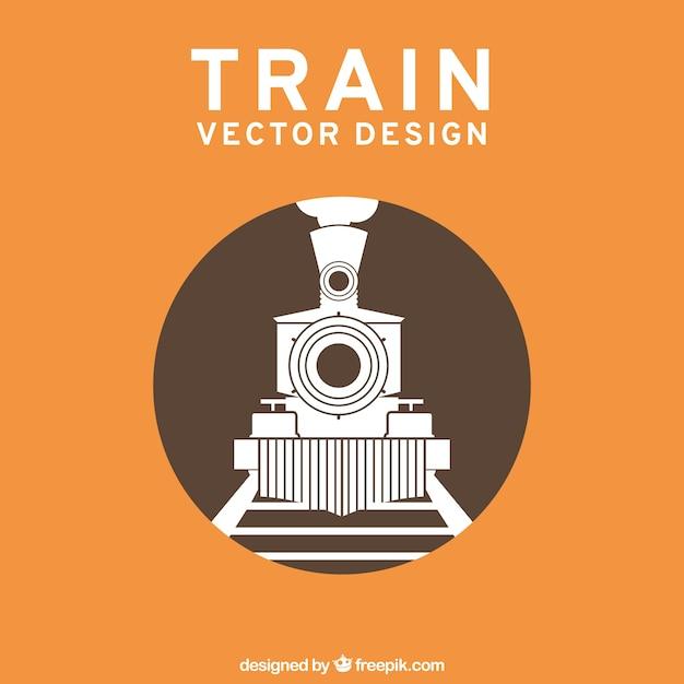 Train Logo Free Vector