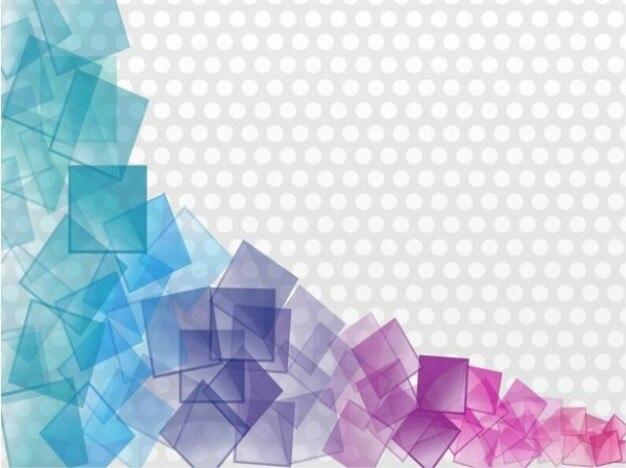 Background Transparent Color Transparent Color Cubes