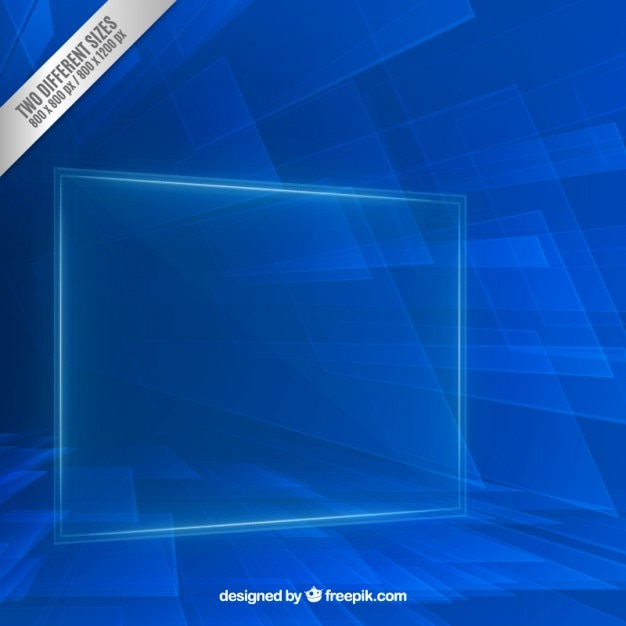 Transparent screen background Free Vector