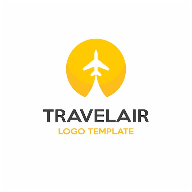 Travel logo design Vector | Premium Download