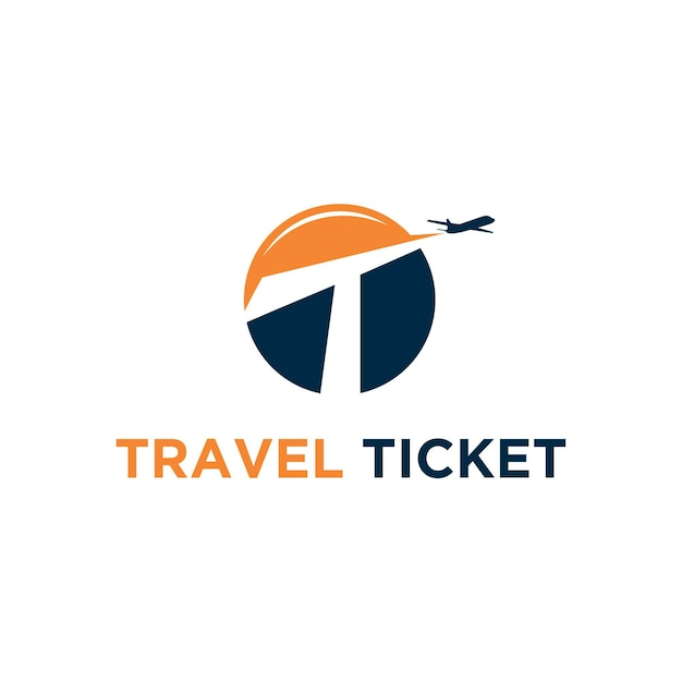 Travel ticket Premium Vector