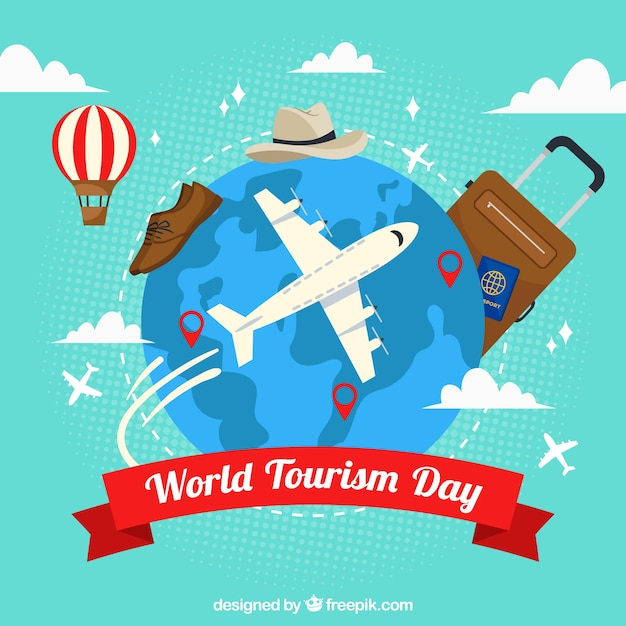 Travel To Many Places, World Tourism Day