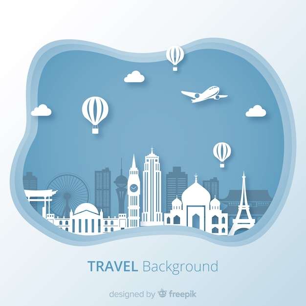 Travel Free Vector