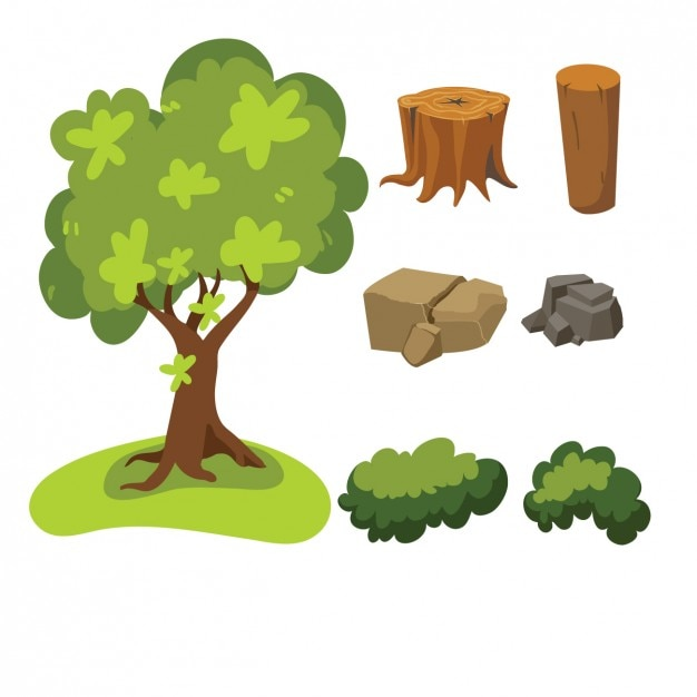 Tree Stump Vectors, Photos and PSD files | Free Download