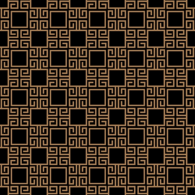 Trendy tribal ethnic style seamless pattern Premium Vector