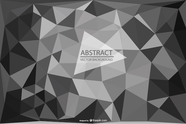 Triangle Wallpaper Template Vector Free Download